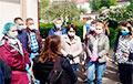 Бобруйские медики: Как только мы вышли, БТ сразу опустило камеры и перестало снимать