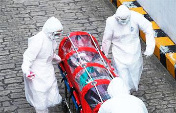 Споведзь віцебскай медсястры: «Не магу звыкнуць да жаху ў вачах хворых»