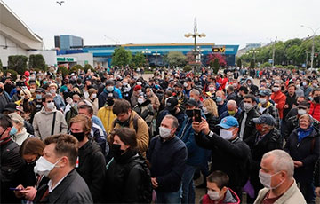Mikalai Statkevich: Belarus Longs for Changes. How to Get Them?