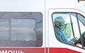 Фотафакт: памерлага ад COVID-19 жыхара Баранавічаў вязуць у морг