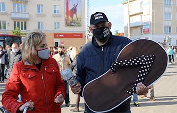 """Pickets Under """"Stop Cockroach!"""" Slogan In Regions Of Belarus (Schedule)"""