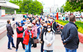 Several Thousand Homel Citizens Came To Tsikhanouski's Picket (Online)