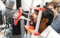 В Дании создали робота, который берет анализы на коронавирус