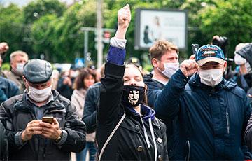 «Стоп таракан!»: расписание легальных пикетов за Тихановских 7 июня по всей Беларуси