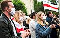 Белорус на пикете в Минске: Система власти просто прогнила