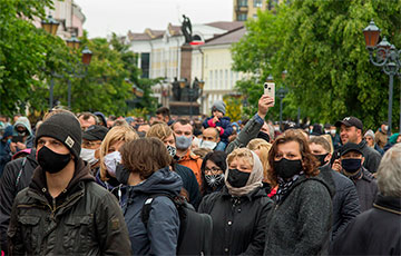 Brest Activist: Government Understands Only One Argument - Protests on Square
