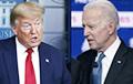 Выборы в США: отставание Трампа от Байдена впервые увеличилось до 10%