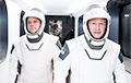 Астранаўт Даг Хэрлі забярэ з МКС сцяг ЗША, які пакінуў там у 2011 годзе