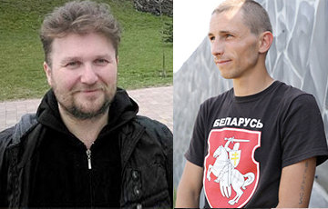 European Belarus Coordinator Maksim Viniarski, Young Front Chairman Dzianis Urbanovich Arrested For 15 Days