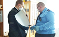У координатора «Европейской Беларуси» конфисковывают имущество