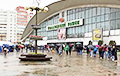 Photo Fact: People Queue At Kamarouski Market All Day To Sign For Tsikhanouskaya