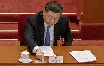 Путинский сценарий для Си Цзиньпина