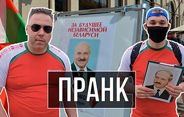 «Пусть он огнем горит»: белорусы клянут «сборщиков подписей за Лукашенко»