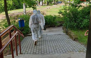 Каранавірус лютуе ў Менску: новыя асяродкі інфекцыі