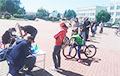 «Стоп таракан!»: в Пружанах - ажиотаж на пикетах за Тихановских