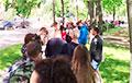 Видеофакт: Невероятная очередь в поддержку Сергея Тихановского в Волковыске
