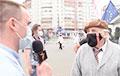 84-летний минчанин: Пусть все знают, особенно лукашисты, белорусы проснулись