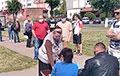 Жители Лиды вышли на улицы