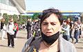 Минчанка: Я была далека от политики, но мое терпение лопнуло