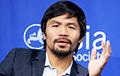 Легендарный боксер Мэнни Пакьяо идет в президенты Филиппин