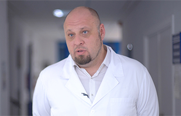 Doctor Aliaksei Nosau: Belarusian Doctors Are Already Collecting Materials for the Hague