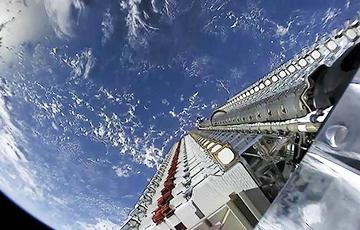 SpaceX запустит сегодня последнюю партию спутников Starlink
