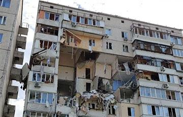 Названы две версии взрыва жилого дома в Киеве