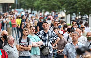"""""""Italian Strike"""" Is Already On In Belarus"""