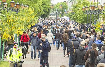 Зинаида Михнюк: Сейчас Площадь — в каждом городе