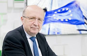 Andrius Kubilius: Putin's Behavior Similar to Lukashenka's