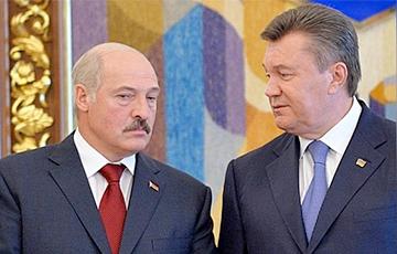 Что общего между Лукашенко в 2021-м и Януковичем в 2014-м?
