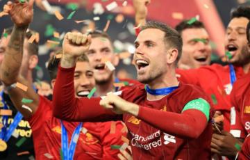 «Ливерпуль» впервые с 1990 года стал чемпионом Англии