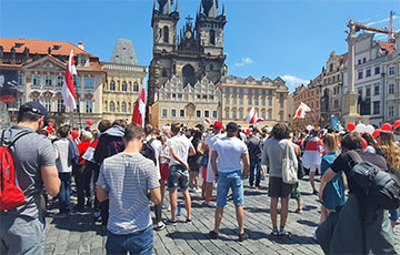 Belarusians Addressed President Of Czech Republic With Open Letter