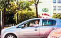 Відэафакт: Сотні аўтамабілістаў сігналяць на праспекце ў Менску