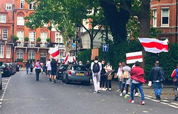 Еще одна столица присоединилась к волне белорусской солидарности