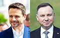 Выборы в Польше: Шансы Дуды и Тшаскового на победу – приблизительно равны
