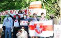 Свободную Беларусь поддержали в Сиэтле