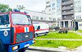 В Минске мужчина выбросил из окна собаку, ребенка, а после выпрыгнул сам