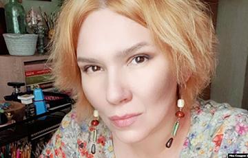 Белорусская художница: Началась движуха