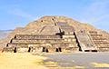 Ученые обнаружили под пирамидой в Мексике странную пещеру
