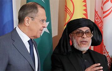 Альянс РФ і Талібан: чаго дамагаецца Крэмль у Афганістане