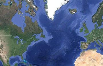 Температура вод Атлантики побила многовековой рекорд