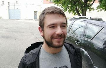 Артем Черняк вышел на свободу