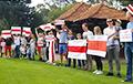Беларусы Аўстраліі падтрымалі пратэстоўцаў суайчыннікаў