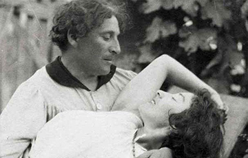 Невероятная история любви Марка Шагала и Беллы