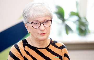 Sandra Kalniete: Lukashenka Must Understand That EU Will Not Tolerate His Actions