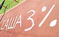 Белоруссские дороги и улицы напомнили Саше, сколько у него процентов