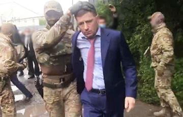 Российского губернатора задержали по подозрению в организации убийств