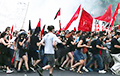 В Афинах проходят массовые протесты против закона о демонстрациях