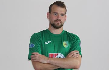 Футболист «Немана» госпитализирован с двусторонней пневмонией